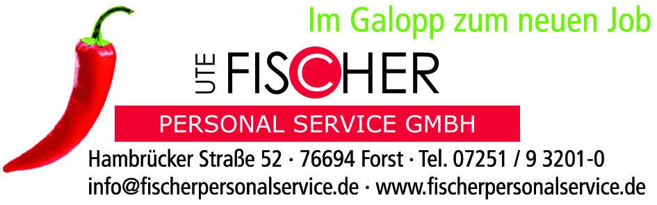 Ute Fischer Personal Service