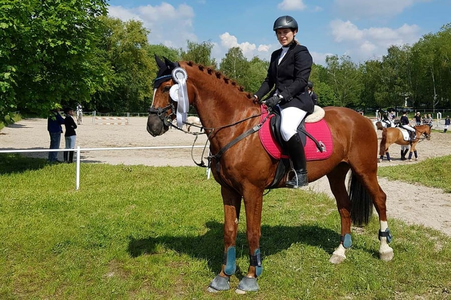 Gabi Roller in Heidelsheim