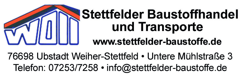 Woll Stettfelder Baustoffhandel